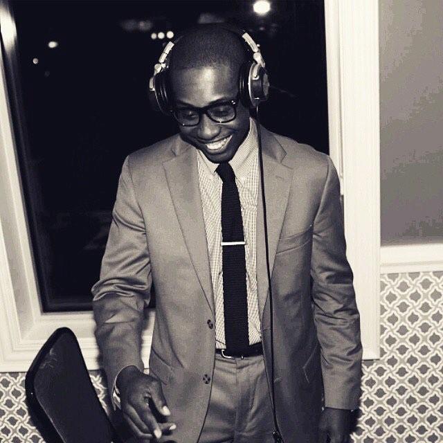 DJ OPzzy Black n White Smile photo